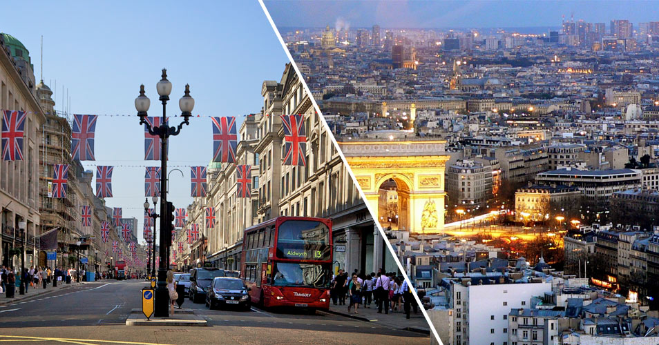 London - Paris Removals
